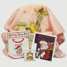 Santa's Baby Bundle in Santa's Monogrammed Bag