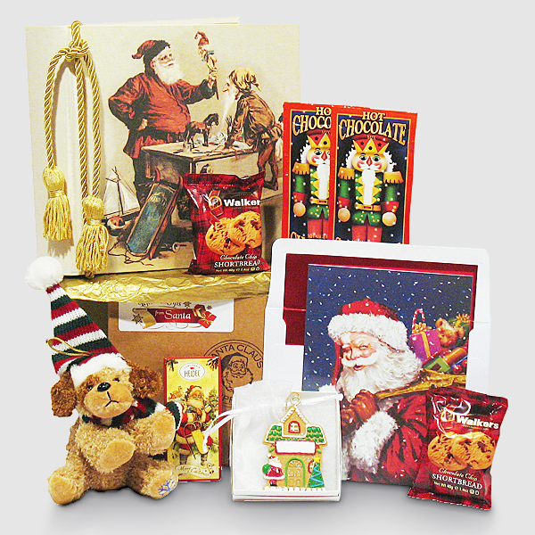 Santa's Workshop Photo Album