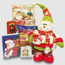 Jolly Snowman - Christmas Gift Package from Santa