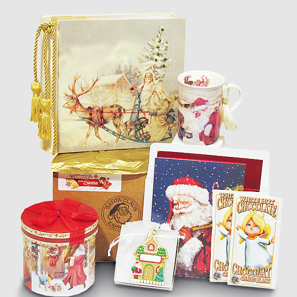Christmas Eve Santa's Delivery - Santa's Gift Package