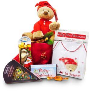 Baby's 1st Christmas Musical Bear