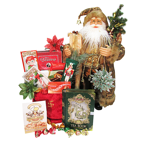 magical santa packages golden santa and his magical castle santa s gift package 15711 | 15042 LG