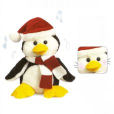 Dancing Singing Polar Penguin Gift Package