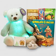 Glowing Bear and World Circus