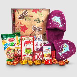 Night Before Christmas Box - Santa's Gift Package
