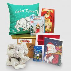 Sweet Dreams Elephant Webkinz - Santa Gift Package