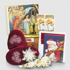 Angel Blessings Photo Album - Swarovski Crystals