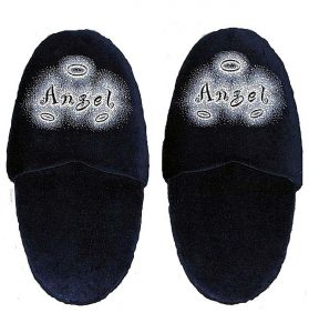 Angel slipper