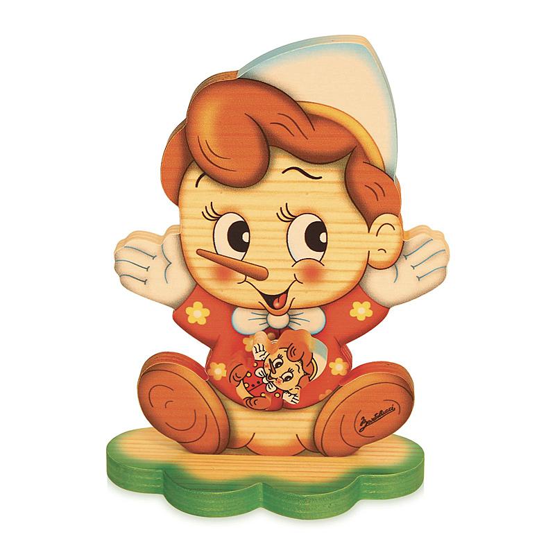 Pinocchio Table Music Box