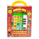 Sesame Street My First Music Fun with Santa's Chocolate Gifts