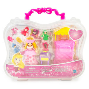 Disney Princess Little Kingdom with Santa's Chocolate Gift Package