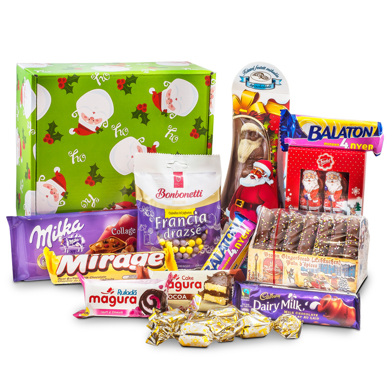 Santa's Box of Sweet Treats