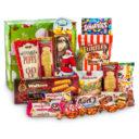 Festive Santa's Box of Sweet Treats